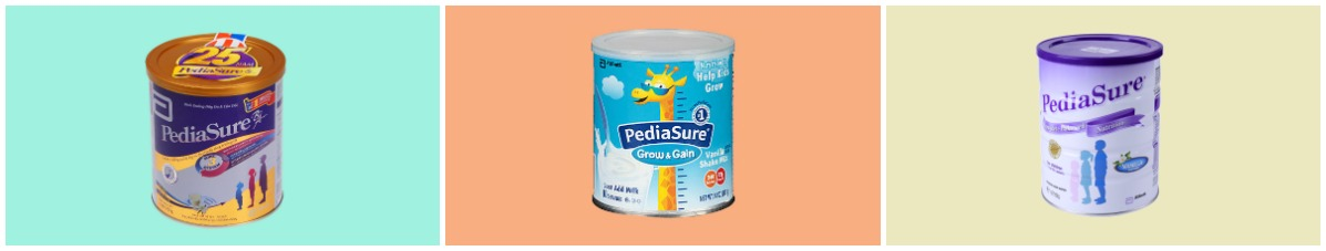 sữa cho trẻ biếng ăn Pediasure
