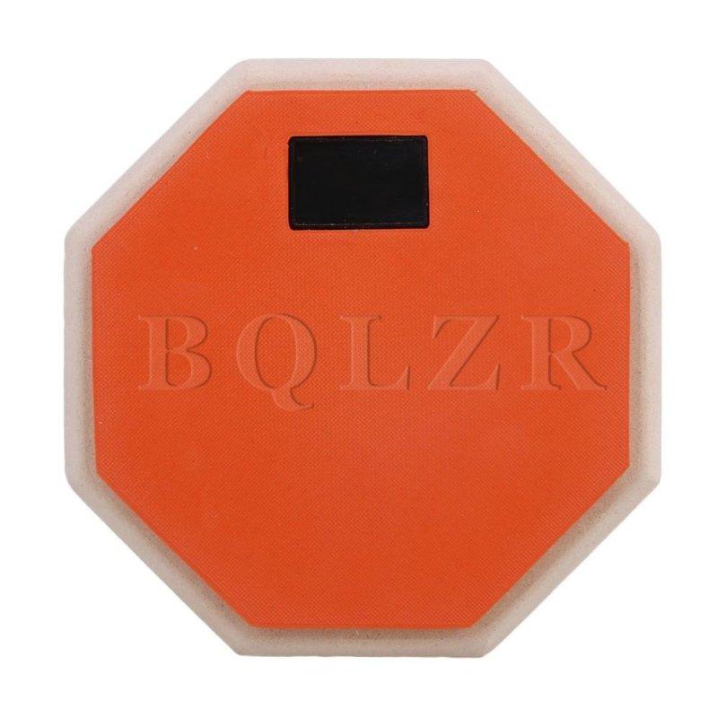 "6"""" Portable Drum Double Sided Pad Orange - intl"