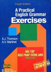 A practical English Grammar exercises