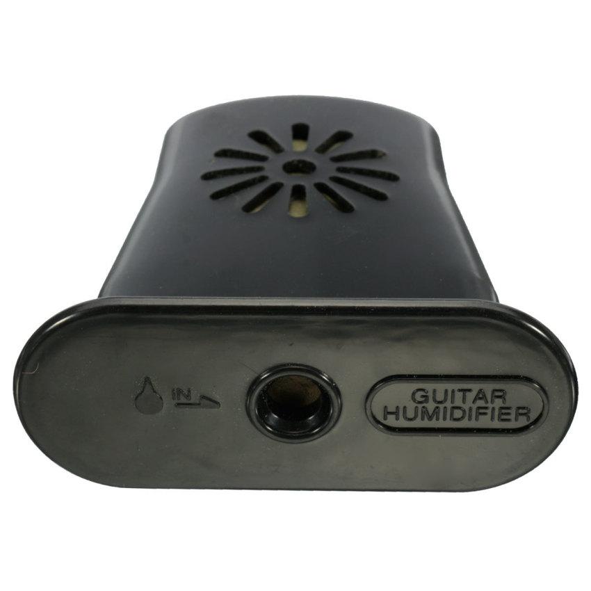 Acoustic Guitar Bass Sound Holes Humidifier Black Moisture Reservoir Black - Intl