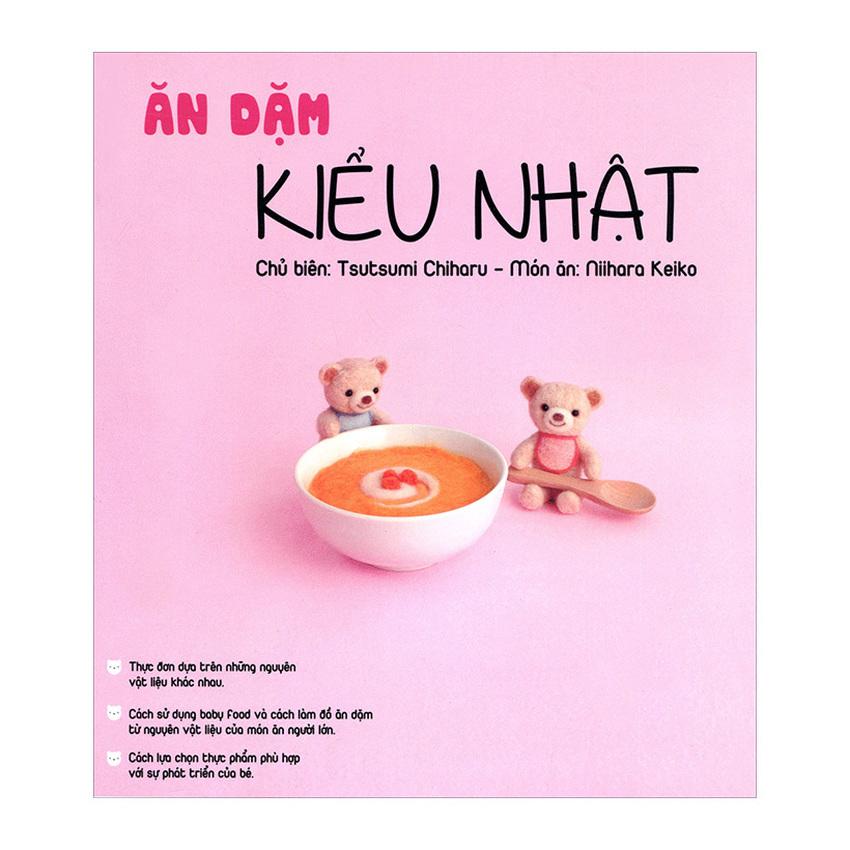 Ăn Dặm Kiểu Nhật - Tsutsumi Chiharu,Niihara Keiko,Nguyễn Thị Hòa
