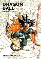 Artbook Dragon Ball - Đại Tuyển Tập (Phiên Bản Bìa Mềm)