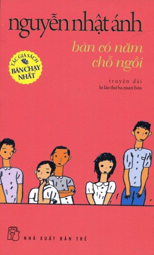 Bàn Có Năm Chỗ Ngồi (Tái Bản 2016) - Nguyễn Nhật Ánh