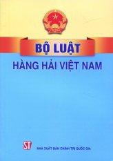Bộ Luật Hàng Hải Việt Nam - Nhiều Tác Giả
