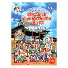 Candy Book - Chuyến Đi Thực Tế Đầu Tiên Của Tôi - Dream Cartoon