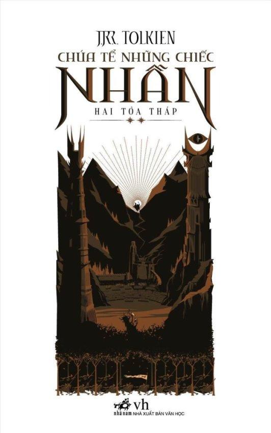 Chúa tể những chiếc nhẫn - Hai tòa tháp (Tái bản) - J. R. R. Tolkien.