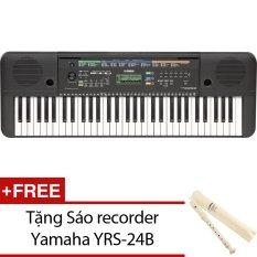 Đàn organ Yamaha PSR-E253 + Tặng sáo recorder Yamaha YRS-24B