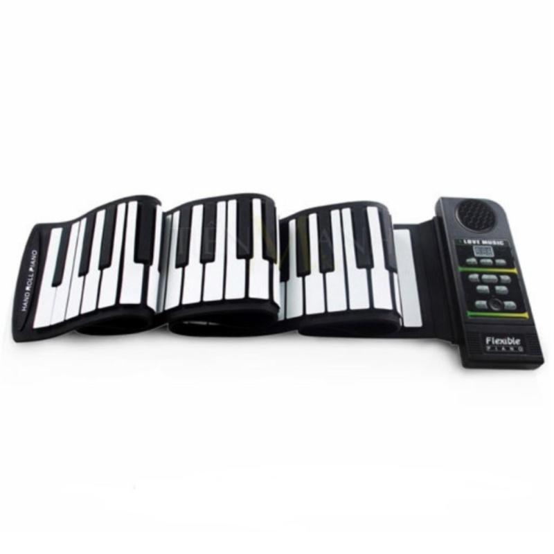 Đàn Piano 88 phím cuộn mềm dẻo Konix Flexible PN88S