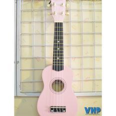 Đàn Ukulele Pink Soprano (Hồng)