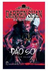Darren Shan 8: Đảo sói