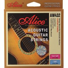 Dây đàn Acoustic AW432
