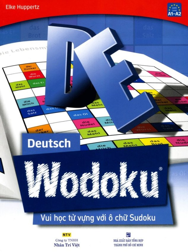 Deutsch Wodoku: Vui Học Từ Vựng Với Ô Chữ Sudoku