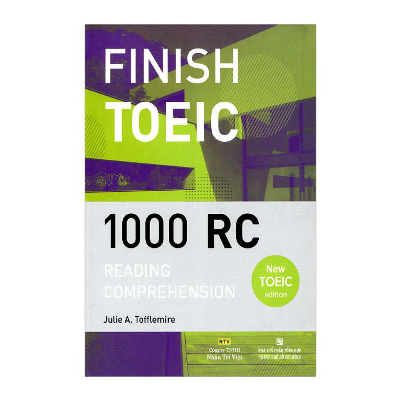 Finish TOEIC 1000 RC - Reading Comprehensionl - Julie A. Tofflemire