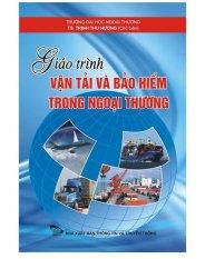 Giáo trình vận tải và bảo hiểm trong ngoại thương