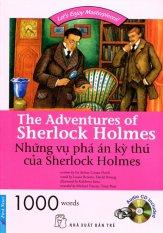 Happy Reader - Sherlock Holmes Và Những Vụ Phá Án Kỳ Thú - Kèm 1CD