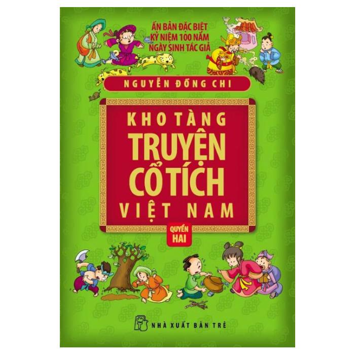 Kho Tàng Truyện Cổ Tích Việt Nam (Quyển 2) - Bìa Mềm