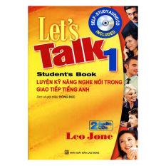 Let's Talk 1 - Student's Book (Không Kèm CD)