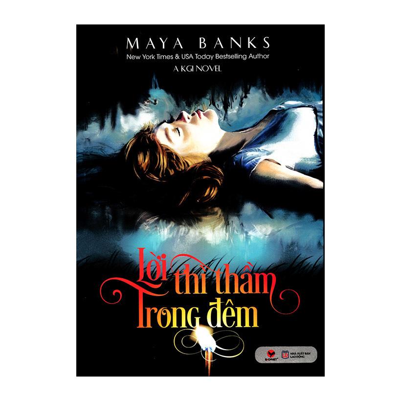 Lời Thì Thầm Trong Đêm - Maya Banks