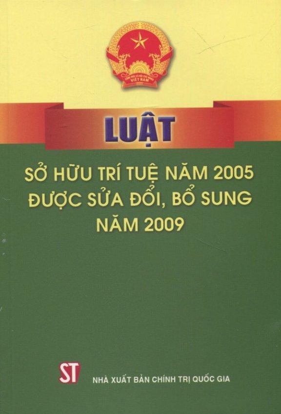Luật Sở Hữu Trí Tuệ Năm 2005 Được Sửa Đổi, Bổ Sung Năm 2009 - Nhiều Tác Giả