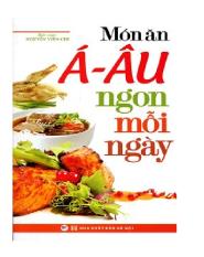 Món ăn Á - Âu ngon mỗi ngày (2016)