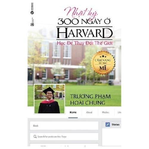 Nhật ký 300 ngày ở Harvard