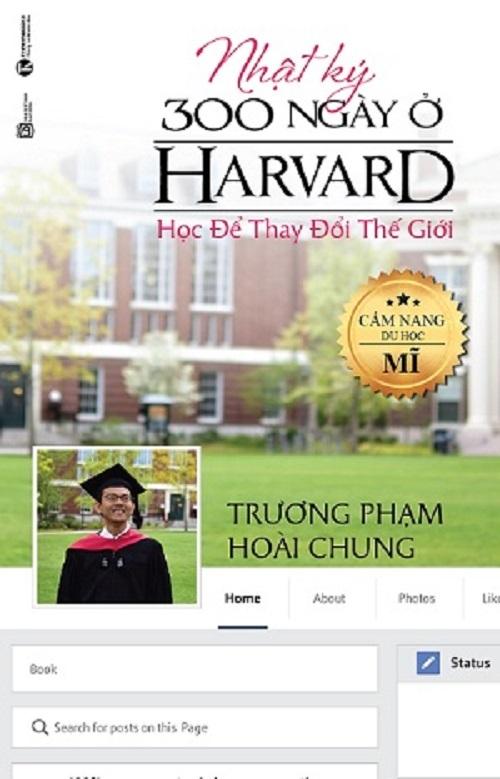 Nhật Ký 300 Ngày Ở Harvard: Học Để Thay Đổi Thế Giới