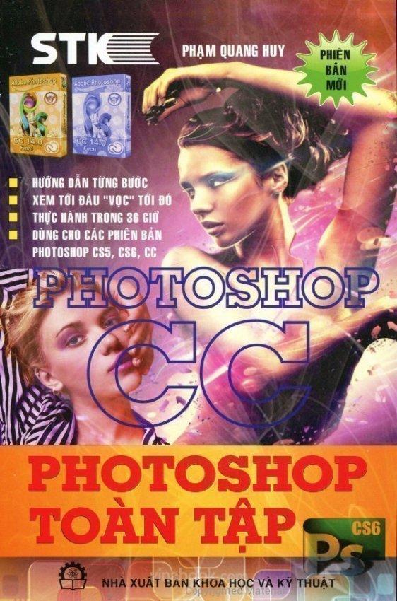 Photoshop Toàn Tập - Phạm Quang Huy