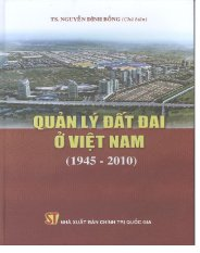 Quản lý đất đai ở Việt Nam(1945-2010)