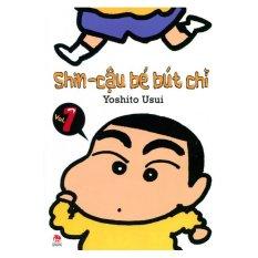 Shin - Cậu Bé Bút Chì (Tập 1) - Yoshito Usui