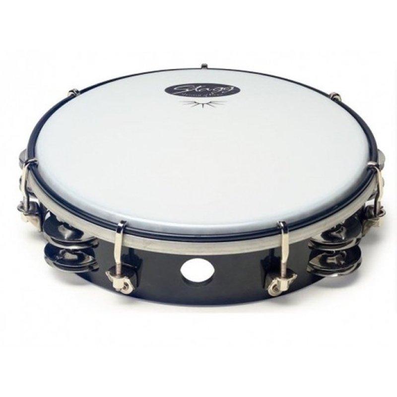 Tambourine Stagg TAB208P