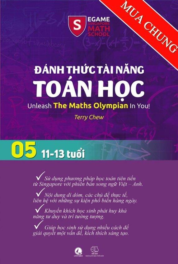 Tập 5 Đánh thức tài năng toán học