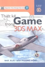 Thiết kế Game trong 3DS Max