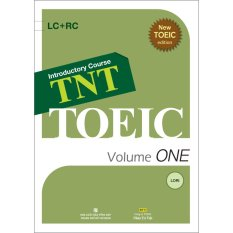 TNT TOEIC - Introductory course Volume ONE (kèm CD)