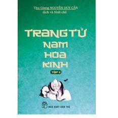 TS Thu Giang - Trang Tử Nam Hoa Kinh T2