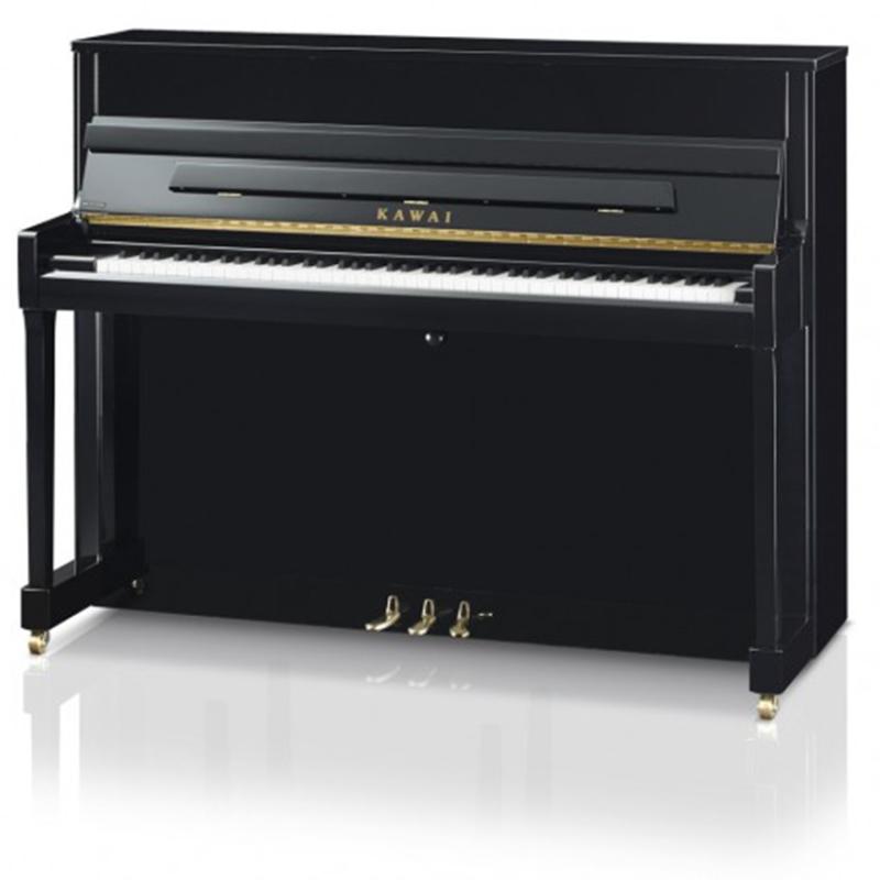 Upright Piano Kawai K-200 M/PEP (Đen bóng)