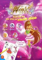 Winx Club - Câu Lạc Bộ Các Tiên Nữ Sành Điệu - Dán Hình Lộng Lẫy - Rainbow