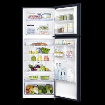 Tủ lạnh ngăn đá trên Samsung RT38K5032GL 384L (Đen mặt gương)
