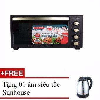 Lò Nướng Sunhouse Shd4248S 48L