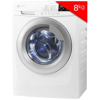 Máy Giặt Cửa Trước Electrolux EWF12843 DL0700339 (8.0Kg) (Trắng)