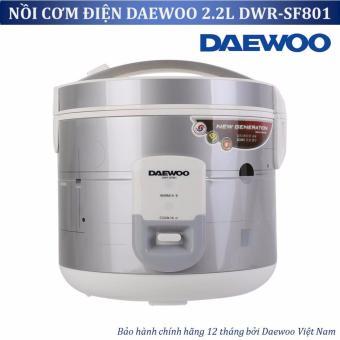 Nồi cơm điện Daewoo DWR SF801 2 2L