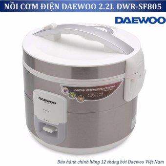 Nồi cơm điện Daewoo DWR SF805 2 2L