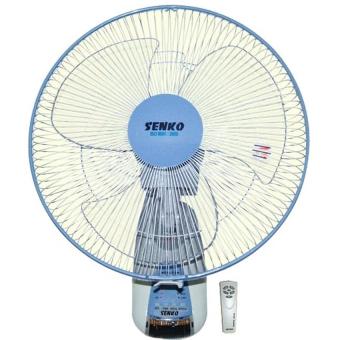 Quạt treo tường có điều khiển Senko TR828