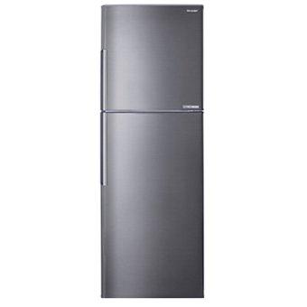 Tủ lạnh 2 cánh Sharp Apricot SJ X346E SL 342L Inverter