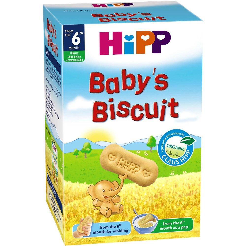 Bánh bích quy siêu sạch Baby HiPP