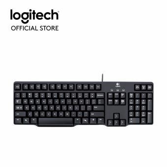 Bàn phím Logitech K100