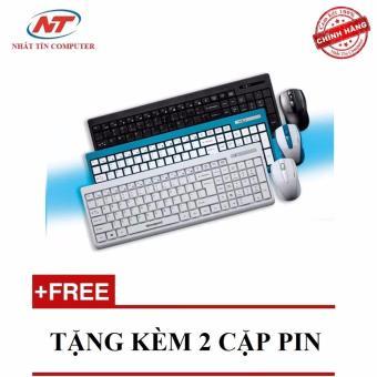 Bộ bàn phím chuột không dây Motospeed G1000