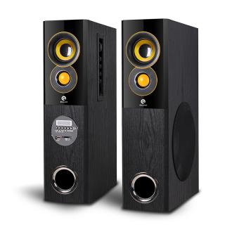 Bộ loa đa năng Karaoke bluetooth iSound SP245B (Đen)