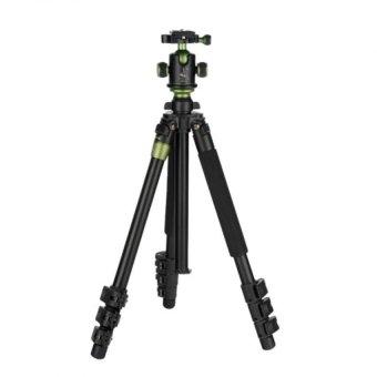 Chân máy ảnh Tripod chuyên nghiệp Beike SYS 400 (Đen)