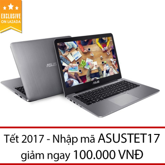 Laptop Asus E403NA 14inch (Xám) - Hãng phân phối chính thức