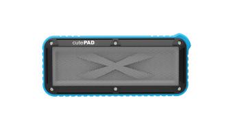 Loa di động bluetooth cutePad Rockman Xanh dương